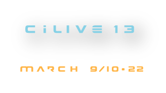 ciLive 13 - March 9-10, 2022